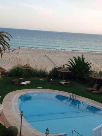 rocha:  Beach of Praia da Rocha in Portimao, Algarve Editorial