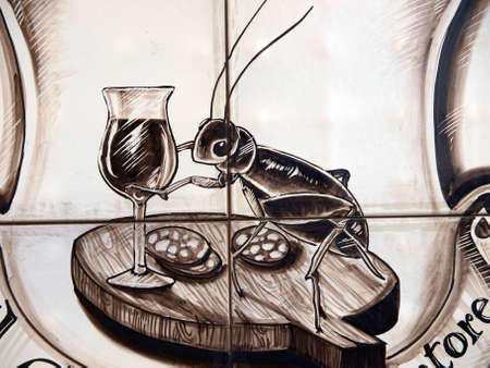 industrious: industrious ant also has to eat and drink Editorial