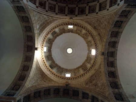 montepulciano: The Sanctuary Of The Madonna Di San Biagio, Montepulciano, Tuscany,Italy  Editorial