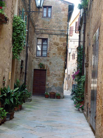 valdorcia: Pienza - a city with a delicious cheese and beautiful architecture