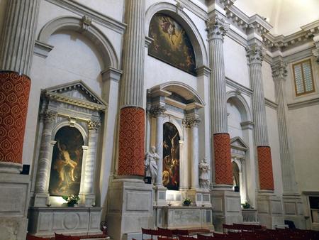 Venice - Church of San Vidal,. Sestiere of San Marco