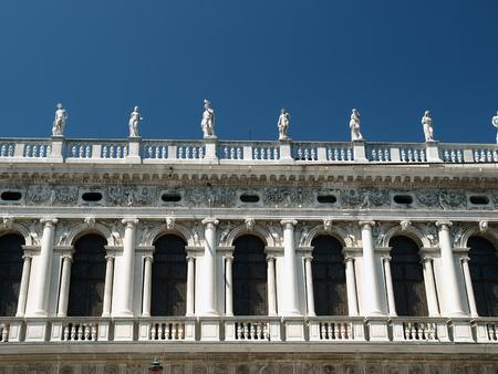 nuove: Venice - The Procuratie Nuove, on the e Piazza San Marco