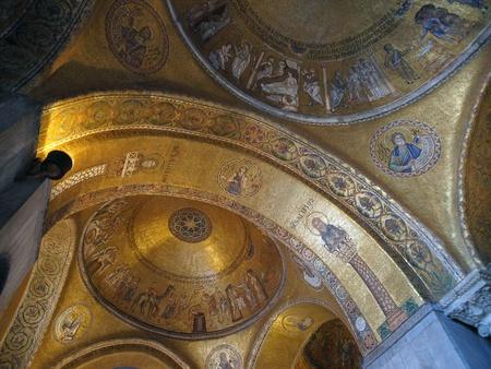 st  mark s: Interno della Basilica di San Marco Venezia Italia s