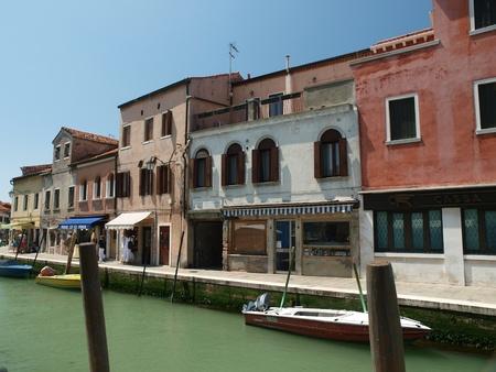 murano: Fondamenta dei Vetral - Murano Island