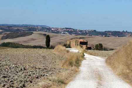 monticchiello: The hills around Pienza and Monticchiello