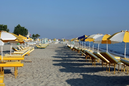 Greece. Kos island. Tigaki beach.