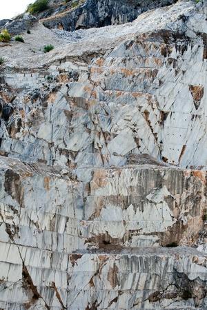 The Marble Quarries - Apuan Alps , Carrara, Tuscany, Italy photo