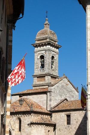 quirico: Church La Collegiata di San Quirico DOrcia,Tuscany