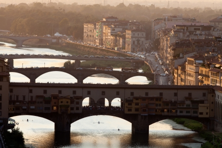 ponte vecchio: Ponte Vecchio, Florence,Tuscany, Italy