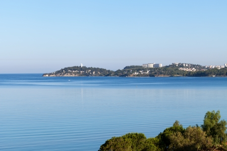 Aegean coast - Recreaiton area and beach photo