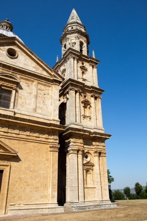 The Sanctuary Of The Madonna Di San Biagio, Montepulciano, Tuscany,Italy Stock Photo - 15496983