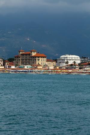 viareggio: View of Versilia coast - Viareggio