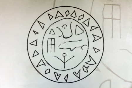 undoing: the graphic symbol of Troy