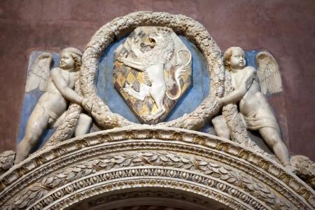 humanist: Florence - Basilica of Santa Croce interior