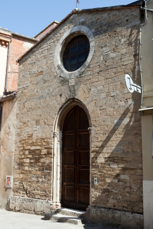 asciano: Asciano - the charming country town in Tuscany