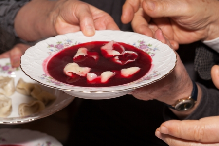 discipleship: Warm food for the poor and homeless