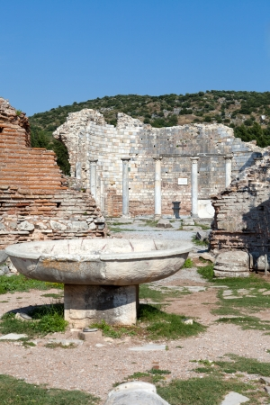 councils: Chiesa dei Concili di Efeso, Turchia Archivio Fotografico