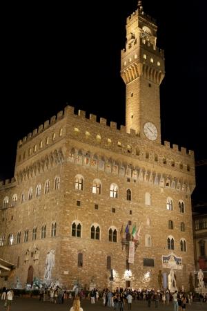 priori:  Palazzo Vecchio on Piazza della Signoria, Florence, Tuscany
