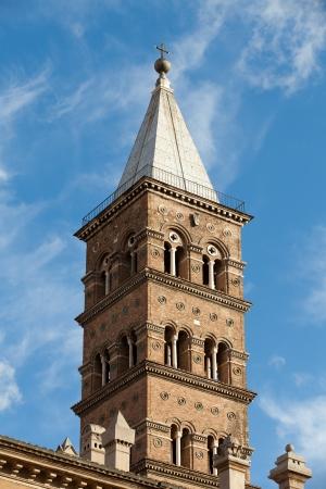 stock agency: Basilica di Santa Maria Maggiore in Rome