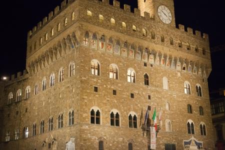 priori: Palazzo Vecchio in Piazza della Signoria, Firenze, Toscana