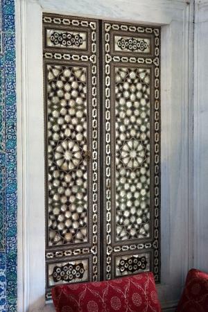 topkapi: Topkapi Palace in Istanbul,Turkey Editorial