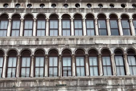vecchie: Venice - Procuratie Vecchie on the north side of the St Marks Square