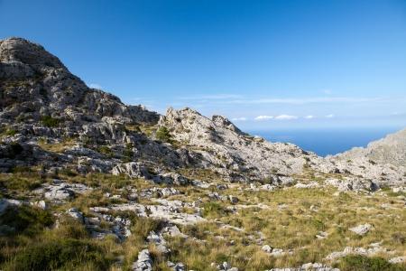 sa: Serra de Tramuntana - mountains on Mallorca, Spain