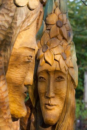 fairyland: Fairy-like figures from primaeval Slawic tales