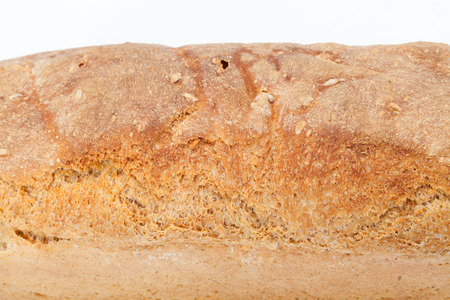 loaves of bread traditionally roasted.  Background. Close up.  photo