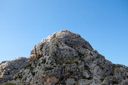 major ocean: Serra de Tramuntana - mountains on Mallorca, Spain