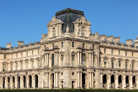 louvre: Paris - The Louvre Museum.