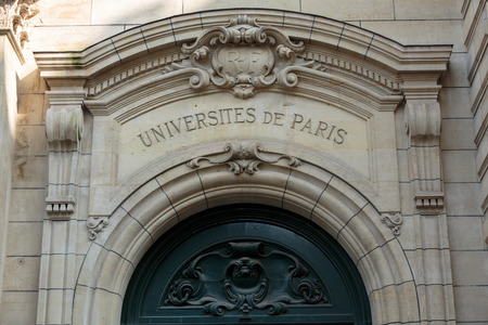 university building: Sorbonne University in Paris. Name is derived from College de Sorbonne, founded in 1257 by Robert de Sorbon as one of the first colleges of medieval University in Paris. France