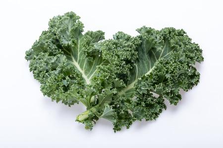 Ein gesunder frischer Grünkohl