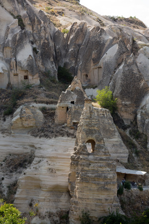 goreme: Open Air Museum in Goreme . Cappadocia, Turkey