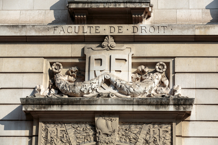 derived: Sorbonne University in Paris. Name is derived from College de Sorbonne, founded in 1257 by Robert de Sorbon as one of the first colleges of medieval University in Paris. France