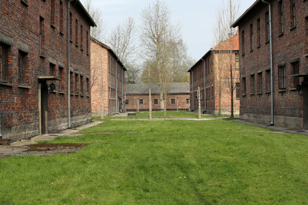oswiecim: Buildings in the former German concentration camp in Oswiecim, Poland Oswiecim was the largest German concentration camp in Poland during World War II.
