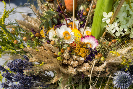 sorb: handmade  beautiful bouquets from flowers and herbs