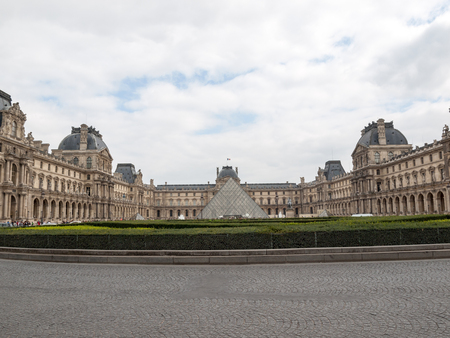 each year: Paris - The Louvre Museum. Louvre is one of the biggest Museum in the world, receiving more than 8 million visitors each year.