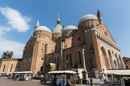 portico: Basilica di SantAntonio da Padova, in Padua, Italy