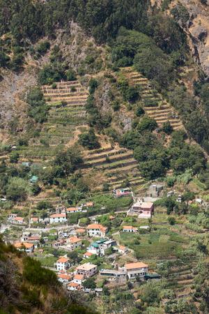 nuns: Valley of the Nuns, Curral das Freiras on Madeira Island, Portugal