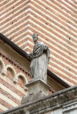dante alighieri: Verona - Piazza dei Signori is the civic and political heart of Verona, Italy