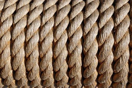 herida: Textura de la cuerda de la herida Foto de archivo