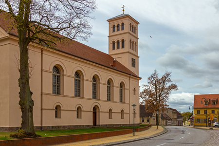 Church in Liebenwalde