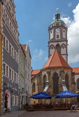 Frauenkirchen Meissen Standard-Bild - 101460014