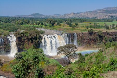 nile in Ethiopia
