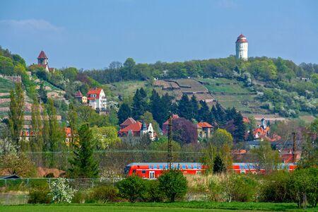 Water tower in Radebeul