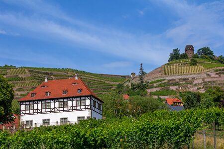 Hoflößnitz in Radebeul Stock Photo