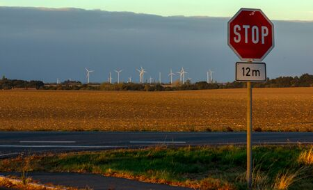 Stop with windmills