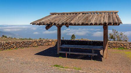 Bench in Tenerife