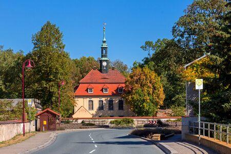 Church in Tiefenau